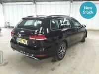 2017 Volkswagen Golf 1.6 TDI SE 5dr [Nav] Estate ESTATE Diesel Manual
