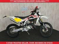 HUSQVARNA WR 125 09 HUSQVARNAFE 80 HOURS ON CLOCK 2010 59