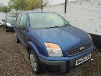 Ford Fusion 1.4 Style +