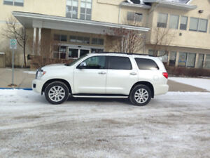 2012 Toyota Sequoia Platinum For Sale