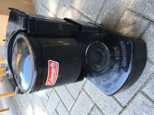 Coleman coffee maker for propane stove