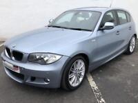 2010 10 BMW 1 SERIES 2.0 116D M SPORT 5D 114 BHP DIESEL PX/FINANCE POSSIBLE