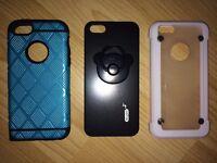 x3 iPhone 5/5s cases