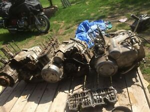 Honda CB350F Engines Motors For Parts Regina Regina Area image 1