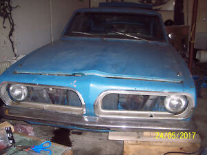 barracuda fast back 1969 match number 4000$