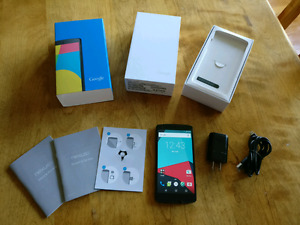 LG Nexus 5, 32GB, Android 6 Marshmallow