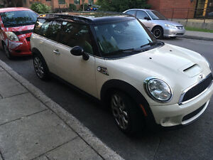 2009 MINI Clubman S All Options