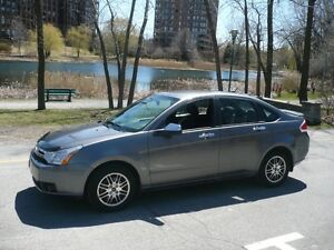 2010 Ford Focus S.E. Berline