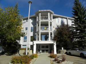 Excellent 1 bedroom + Loft unit in a great location in St Albert