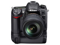 Nikon D7000 with Lenses and Accessories