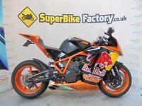2013 13 KTM RC8 R