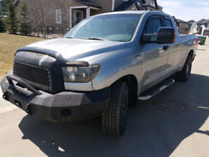 2007 TRD Toyota Tundra Double cab 4x4