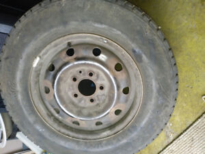 Make:Triangle Snow Tires