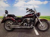 Yamaha XVS1300A Midnight Star 2009