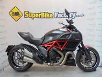 2014 14 DUCATI DIAVEL RED CARBON