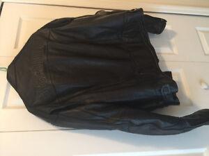 2XL Harley Davidson leather jacket