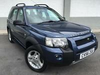 2007 Land Rover Freelander 2.0Td4 HSE **1 Owner**Sat Nav**F.S.H**Only 66k**