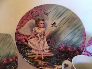 4 pics matching Ceramic Decals Little Girl Kitchener / Waterloo Kitchener Area image 2