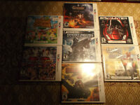 Jeux varies 3DS