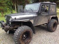 1989 Jeep YJ Wrangler