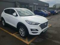 2018 Hyundai Tucson 1.6 GDi SE Nav (2WD) 5 Door Estate Petrol Manual