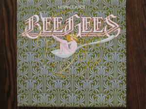 BeeGee's - Main Course - vinyl LP record
