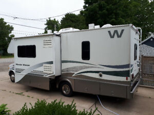 2001 Minnie Whinnie winnebago