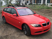 2006 BMW 3-Series 325xi Touring (Familiale / Wagon)