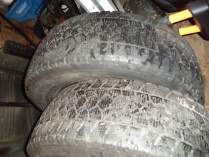 TOYO OPEN COUNTRY 275/65R/20 4 WINTER TIRES