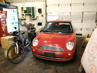 2006 MINI Mini Cooper Full Coupe (2 door) AS-IS