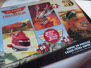 *new* CARS Puzzles - regular and 3D Kingston Kingston Area image 5