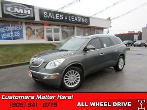 2011 Buick Enclave CXL   AWD, LEATHER, ROOF, HEATED SEATS, POWER