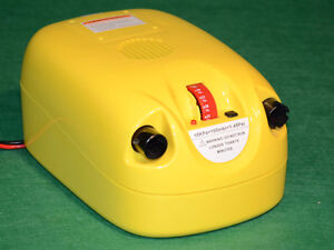 NEW High-Pressure 11 psi Electric Air Pump for inflatable boat