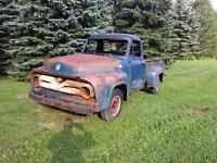 Patina good for rat rod 55 ford