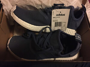 Adidas NMD R1 Mesh Tech Ink DS - Size 6.5 W