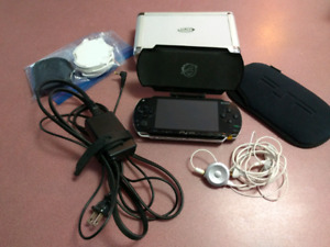 Sony PSP + Games