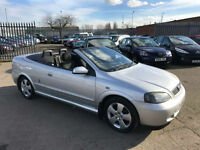 Vauxhall/Opel Astra 1.8i 16v * CONVERTIBLE * MARCH 18 MOT * REMOTE ELECTRIC ROOF