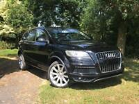 2011 11 AUDI Q7 3.0 SUPERCHARGED QUATTRO S LINE, LEFT HAND DRIVE, FULLY LOADED F
