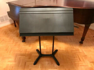 Manhassey Regal Conductor's Music Stand