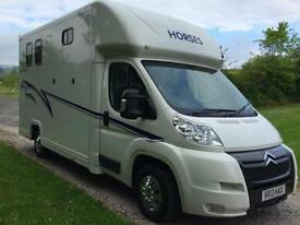 3.5t Horsebox 3.5 tonne Citroen Relay John Oates conversion New Build Ready now!