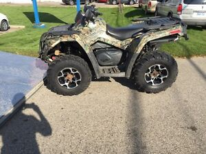 2009 Can Am Outlander 800