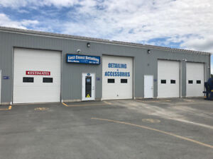 Commercial Bay for lease