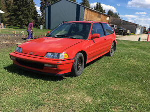 Civic With Acura engine