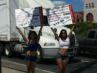 SUMMER WEEKEND JOB ! CAR WASH PROMOTION! ALL DAY FUN! PAID CASH