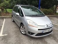 Citroen C4 Grand Picasso VTR + 7, 1.6 HDI Diesel 86818 Genuine miles 7 Seater
