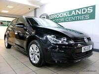 Volkswagen Golf 1.4 TSI SE 122PS [NEW SHAPE WITH DAB RADIO and SERVICE HISTORY]