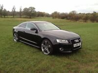 AUDI A5 with RS5 bodykit 2008
