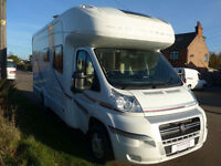 2014 Auto Trail Tracker FB - Lo-Line - Low Rear Fixed Bed, 8218 miles Sat Nav,