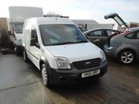 2011 Ford Transit Connect 1.8 TDCi T230 LWB Van. Only 54,000 miles 1 owner FSH