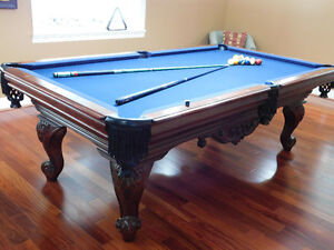 Marque 4X8 pool table